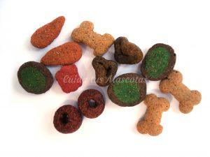 tipos de comida de perros